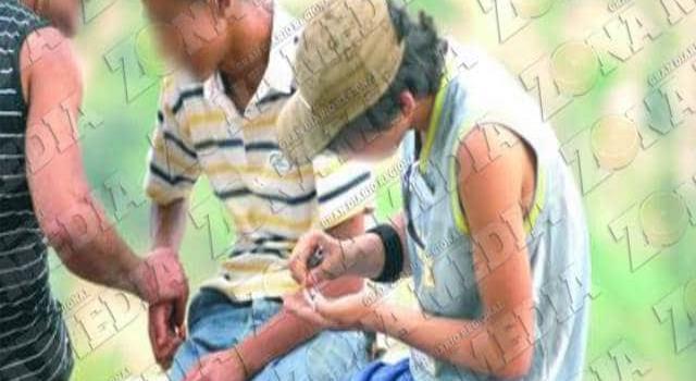 ADOLESCENTES EN EL NARCOTRAFICO