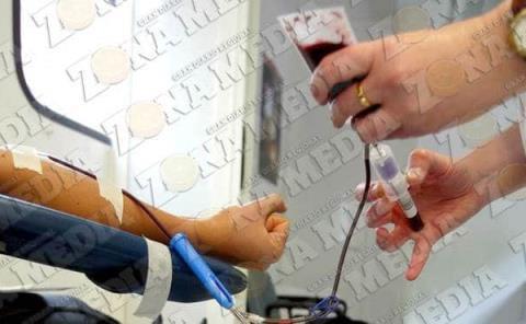No hay cultura para donación de sangre