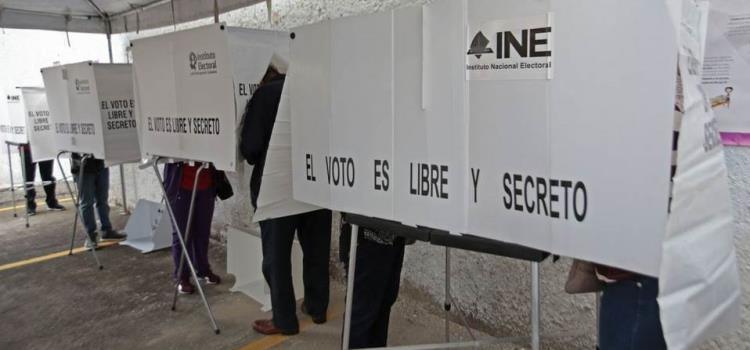 Votaciones las más caras