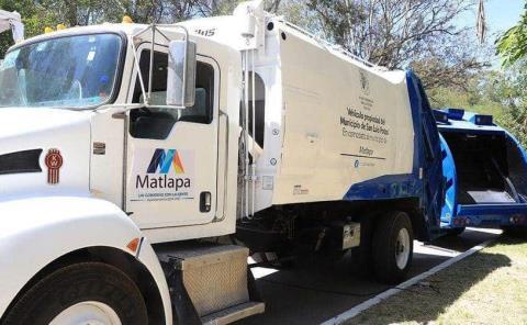 Camión prestado recibió la Alcaldía