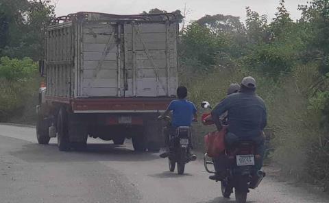 Sin cultura vial los motociclistas