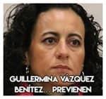 Guillermina Vázquez Benítez… Previenen.