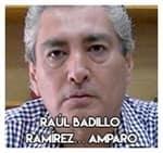 Raúl Badillo Ramírez… Amparo.