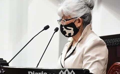 Servicios de salud están saturados: Teodora Islas