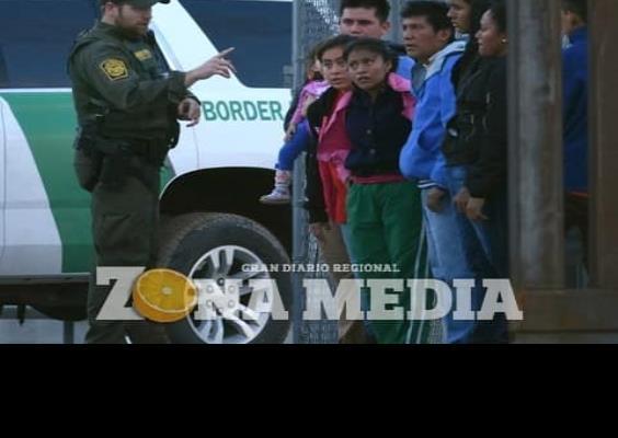 Captura de indocumentados en frontera cayó a la mitad