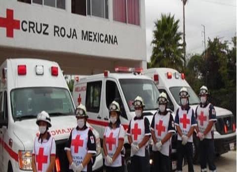 Personal de Cruz Roja no ha cobrado sueldo