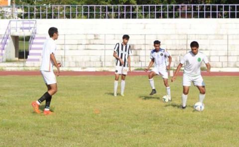 Huastecos Valles visita a Atlético ECCA