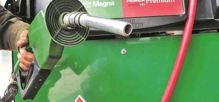 Cancelan impuestos a gasolina