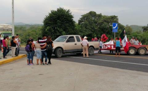 Cárcel por bloquear carreteras