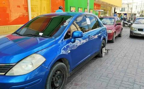 """Surge inconformidad contra """"Iberparking"""""""