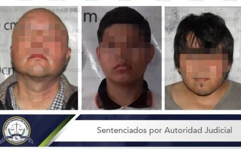 50 años de prisión a secuestradores