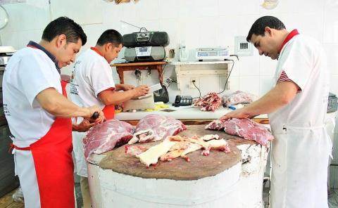 Aumentó precio del kilo de carne