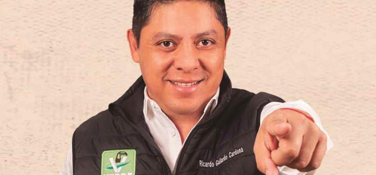 Gallardo le ganaría a coalición PRI-PAN