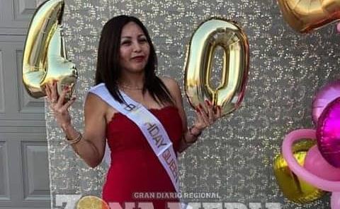 Celebró sus 40 años Carmen
