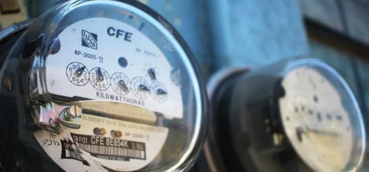 Congelarán las tarifas de CFE
