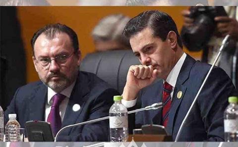 Videgaray ejecutó  'Estafa Maestra'