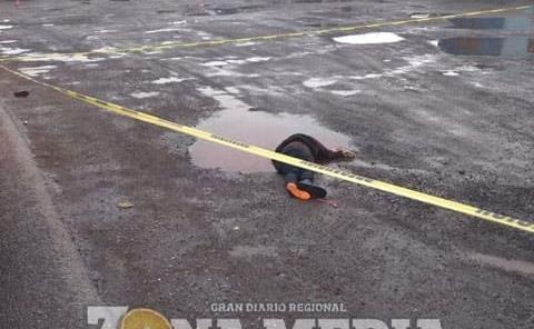 Mujer murió atropellada