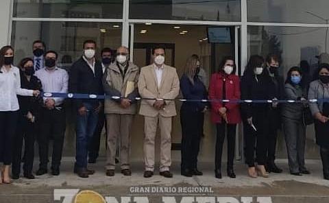 Inauguraron sala de juicios orales