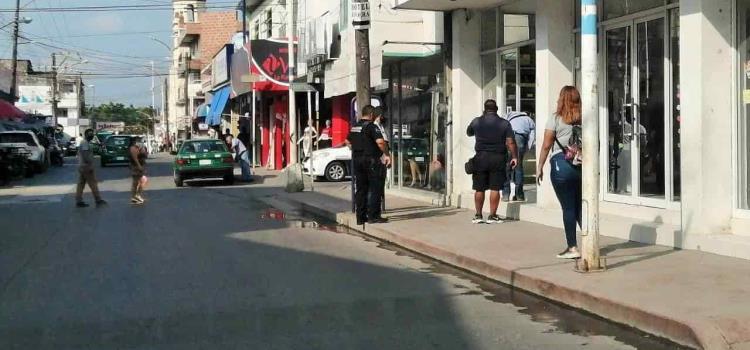 Debe haber más policías de a pie