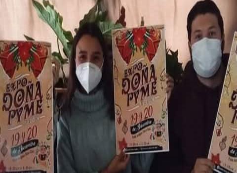 Realizarán 4ta Expo Doña Pyme