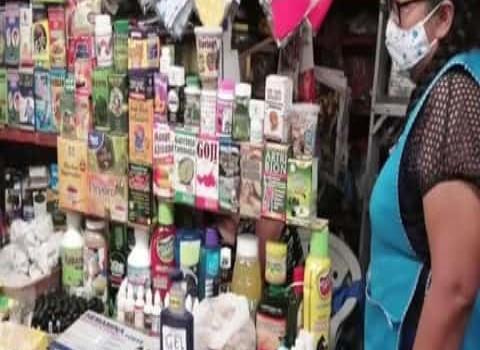Herbolaria genera ingresos a mujeres