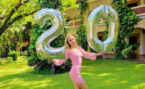 20 aniversario de Ruth Rodríguez