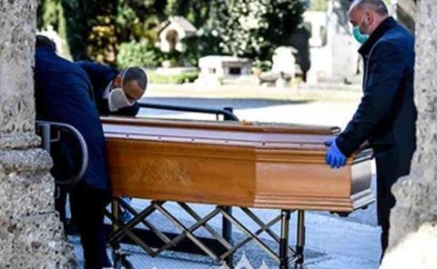 Gobierno dará apoyo  para gastos funerarios