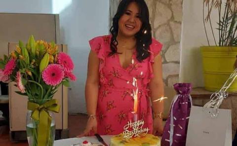 Cumpleaños 26 de Selene González
