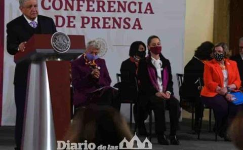 "'Violencia contra mujeres, ""fruto"" del neoliberalismo'"