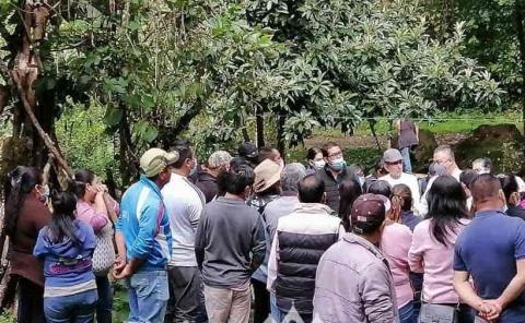 Ayuntamiento llevó a cabo reforestación