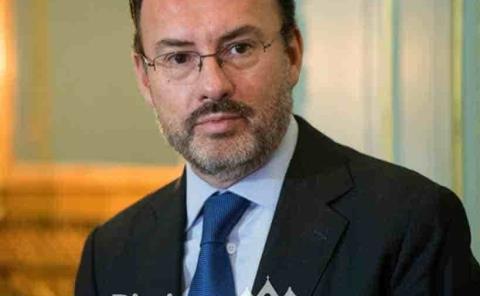 UIF investiga a Videgaray  por actos de corrupción