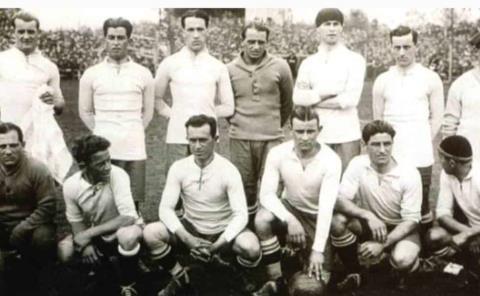 Uruguay campeón de juegos olímpicos y de dos mundiales