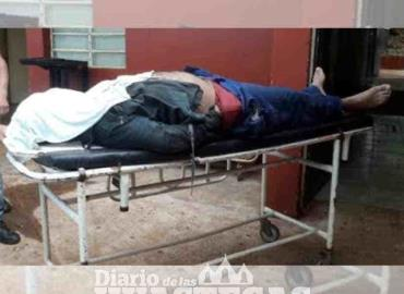 Hombre murió  electrocutado