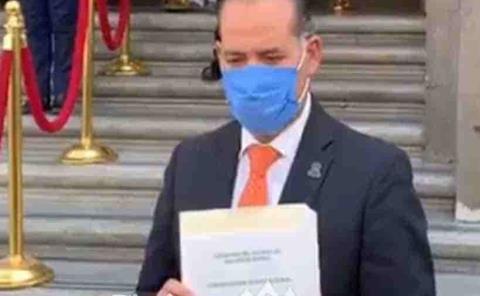 Gobernador Orozco presentó un recurso