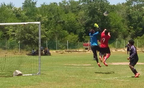 Reanudan Torneo de Futbol de Pujal