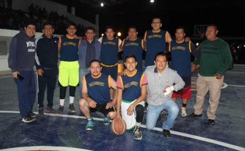 San Agustín campeón
