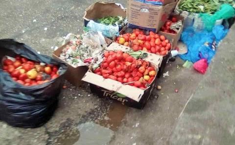 Exhortan a donar frutas y verduras en buen estado