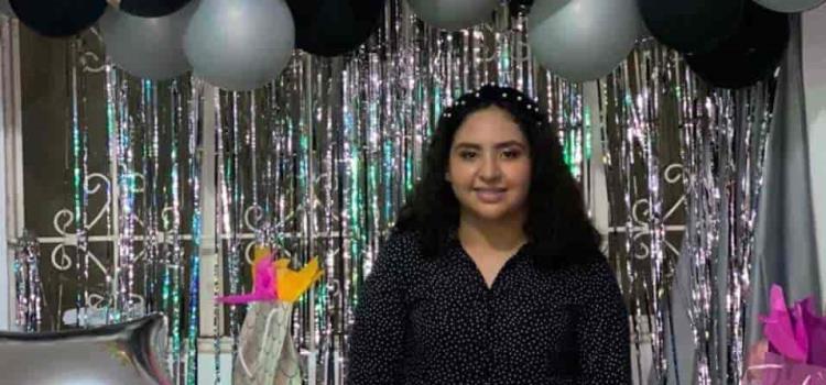 Divertido festejo para Alexa Ximena Alvizo