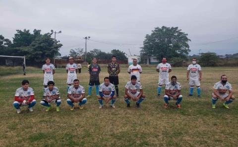 Siguen las acciones en Liga de Futbol 8