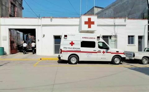 Habrá más guardias en la Cruz Roja local