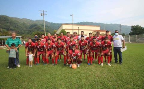 Club Fénix Axtla 4-0 goleó a México F.C.