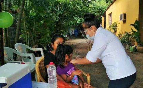 Con brigadas aplicarán vacuna contra influenza