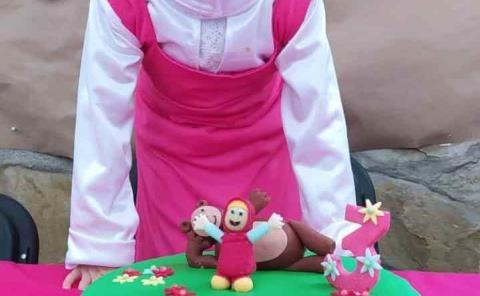 Tarde de piñata a Aitanna Gabriela