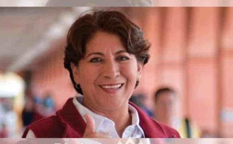 Delfina Gómez nueva  Secretaria de la SEP