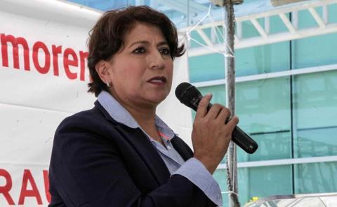 Quedará Delfina Gómez al frente de Educación