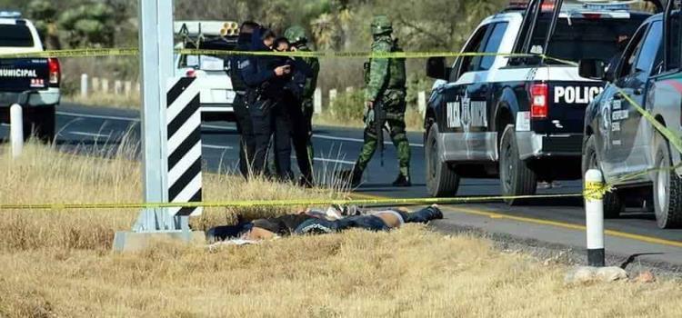 Cinco detenidos en un enfrentamiento