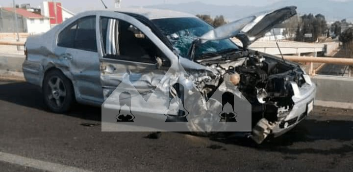 DOS PERSONAS PERDIERON LA VIDA TRAS SUFRIR ACCIDENTE AUTOMOVILÍSTICO