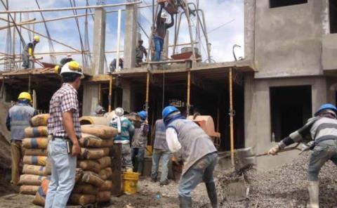 """""""Frenan"""" obras de construcción"""