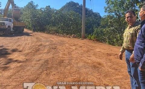 Rehabilitaron los caminos rurales
