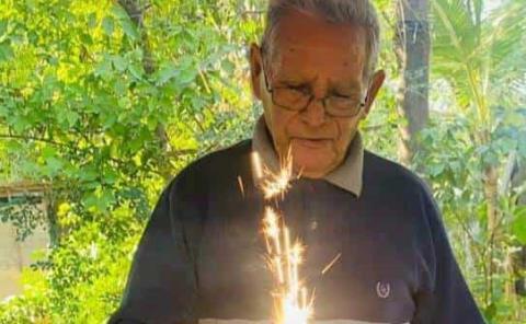 Manuel Rodríguez festejó cumpleaños
